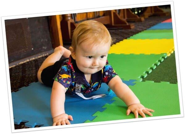 Baby Development class